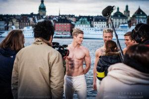 Male models Stockholm