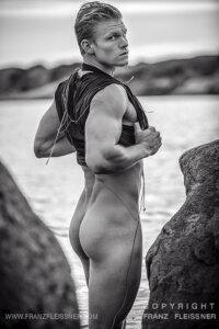 hunks posing Sweden