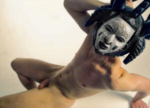 franz fleissner  mask